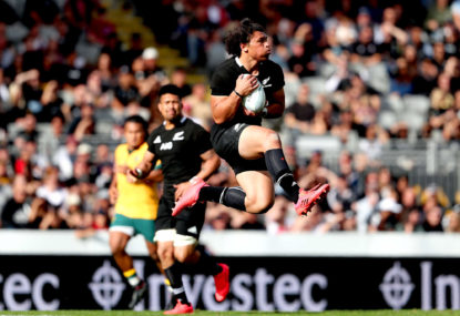 All Blacks produce second-half blitz to claim dominant Bledisloe 2 win