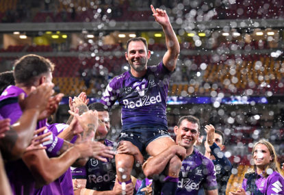 Cam Smith says he's still making decision