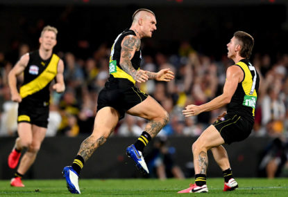 It's Tiger time again: Richmond topple Cats in AFL grand final
