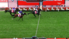 WATCH: Glen Boss and Sir Dragonet storm home to win the 100th Cox Plate