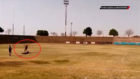 The hunt is on to track down the teen sensation who made one of the longest kicks ever