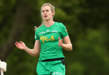 Ferling good! Holly confident the Stars can snare a WBBL top-four finish
