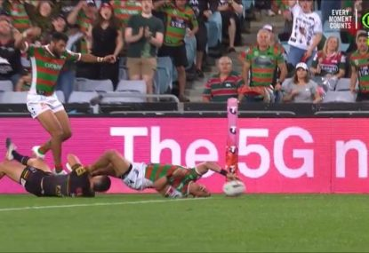 Try or drop? Controversial call hands Souths critical score