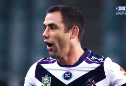 'An insult to the game': Cameron Smith GOAT claim blasted by NRL journo