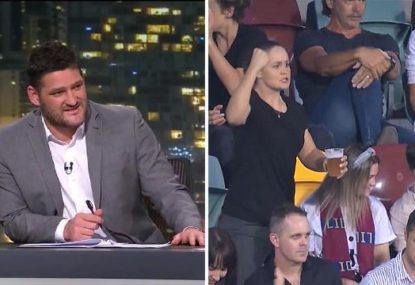 Fev slams Richmond's decision to name Ash Barty as their premiership cup presenter