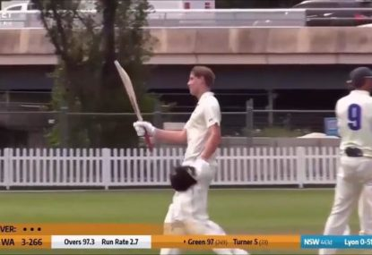 Cameron Green intensifies calls for Test debut with scintillating unbeaten 185