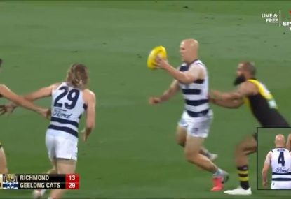 Gary Ablett winds back the clock with a moment of pure genius