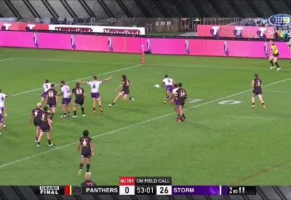'They don't know the rules': Joey tears into the bunker as utter howler gifts Panthers try