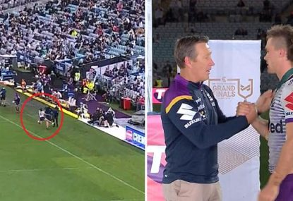 'My god!' The absolutely insane Papenhuyzen moment that sealed the Clive Churchill Medal