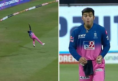Jofra Archer's teammates left in disbelief after witnessing mind-blowing catch