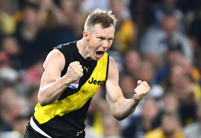 AFL top 100: Richmond's games and goals