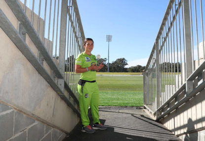 Lauren Smith joins new-look Sydney Thunder for WBBL06