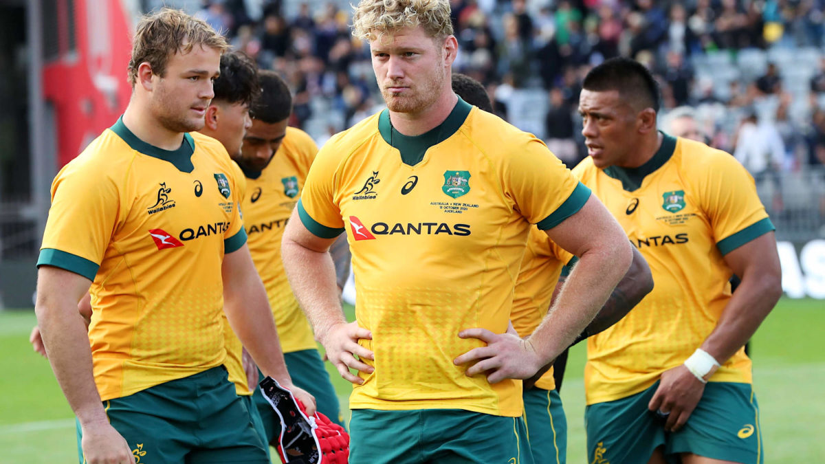 Green shoots from the Wallabies' Eden Park loss