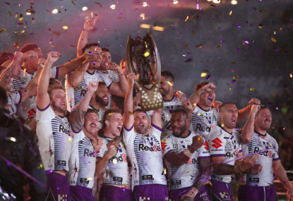Four talking points from the NRL grand final