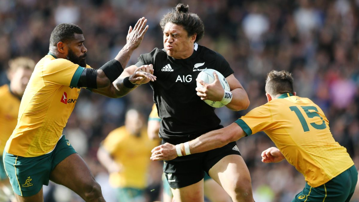 The Wrap: Player welfare no concern as All Blacks take it up a notch in Auckland