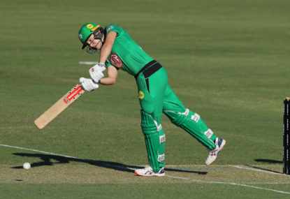 Annabel Sutherland confident of Melbourne Stars finals berth