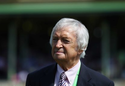 'Only one Richie Benaud': The importance of a great sporting commentary team