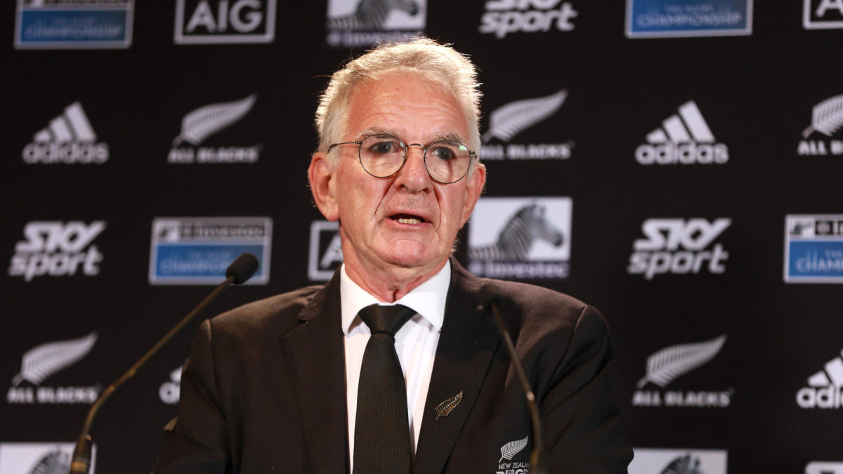 Impey to stand down as SANZAAR chairman
