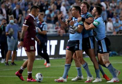 NSW take care of business at home as team selection pays off