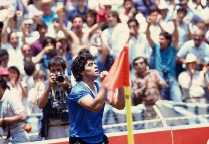 Tributes pour in for Diego Maradona after football legend's death