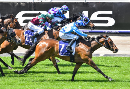 Day 1 of the Championships at Randwick: I am banking on Eduardo