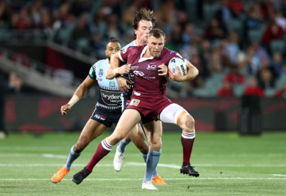 Capewell brings Walker-ball to Origin
