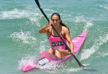 Lana Rogers crowned Surf Sports Athlete of the Year