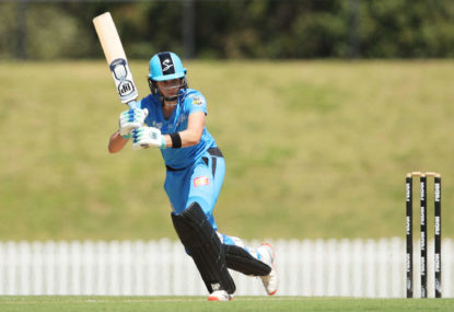 Laura Wolvaardt focused on improving T20 game