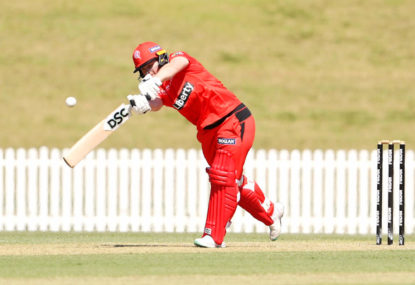 Lizelle Lee hoping to turn form around in final weeks of WBBL