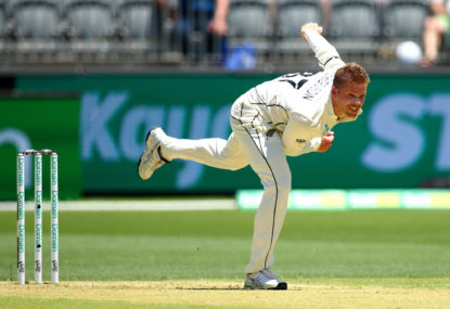 NZ bowling crisis set to test bench strength