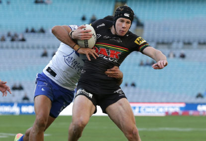 Penrith want compensation for a fourth-choice half with six games to his name