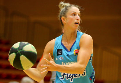Bec Cole confident her Southside Flyers can help make WNBL basketball's main game