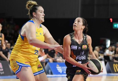 WNBL season preview: Townsville Fire