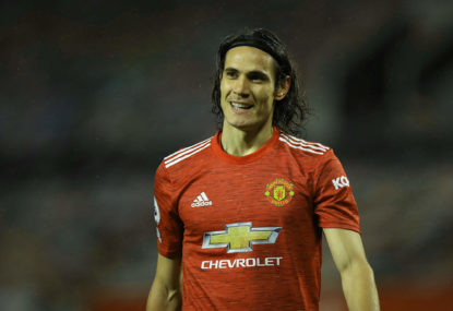 Solskjaer must play Cavani if he wants to mount a title charge