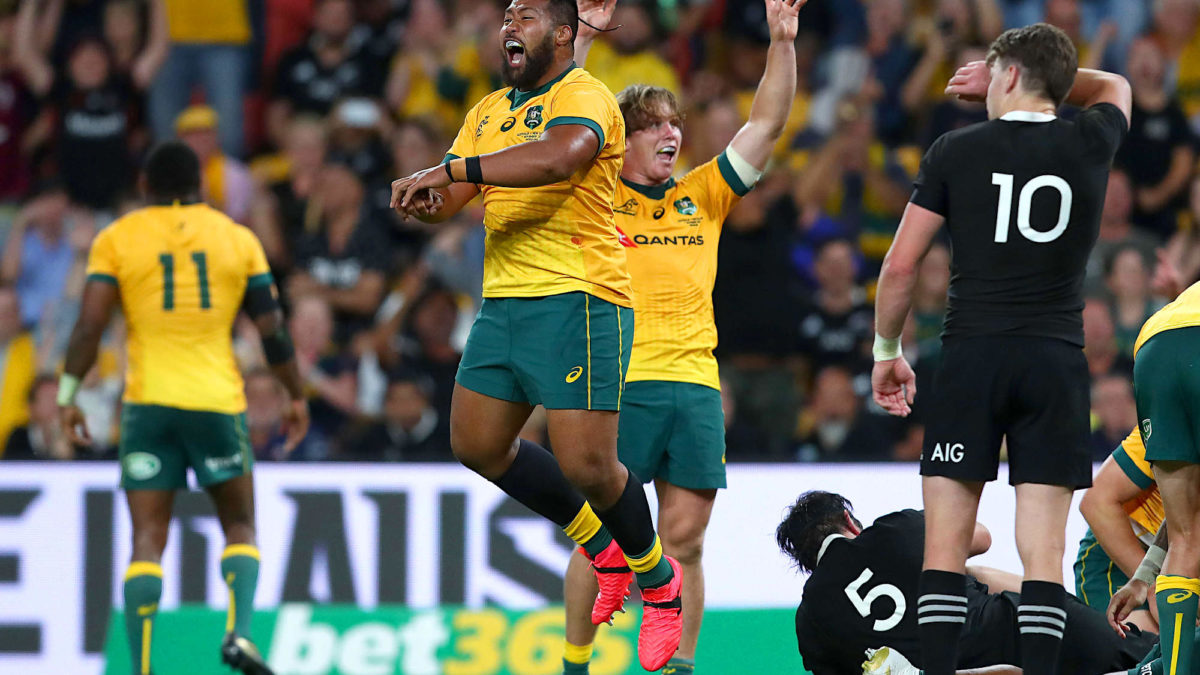 Wouldn't it be nice: Rugby AU gets new jersey sponsor for Wallabies and Wallaroos