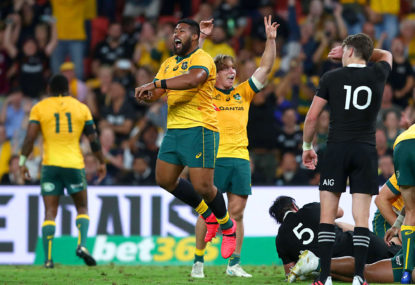 The Wrap: Wallabies triumph in Suncorp dogfight
