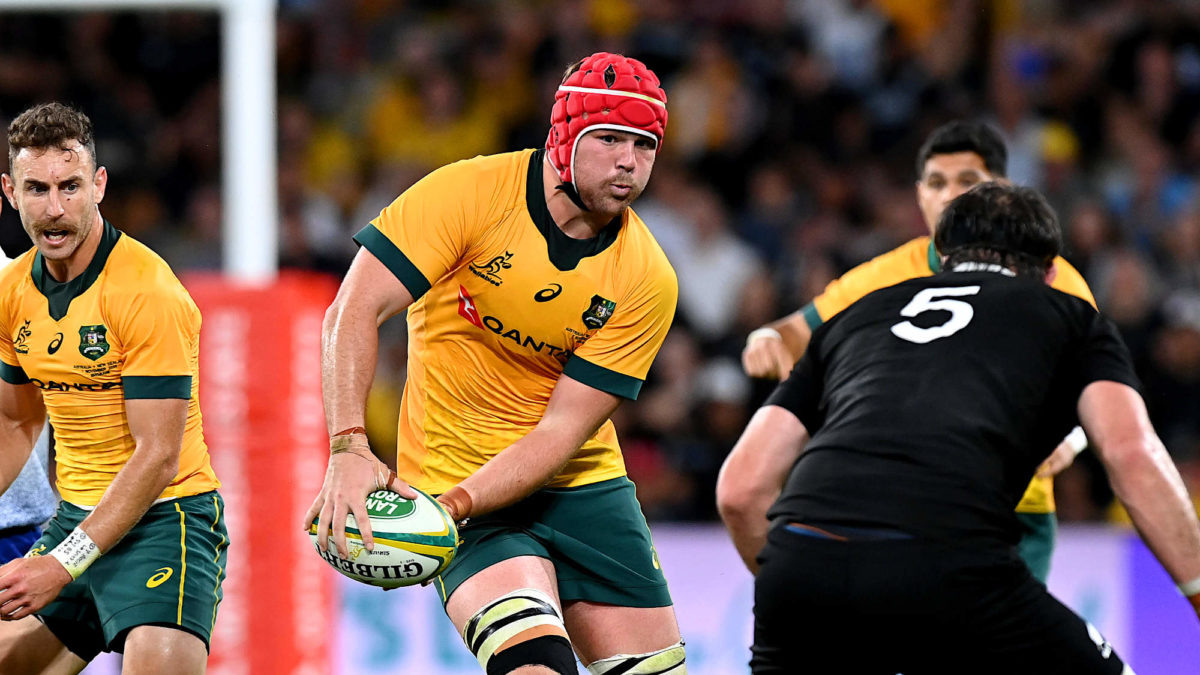 6-6-6: Where is the big beast of the Wallaby back row?