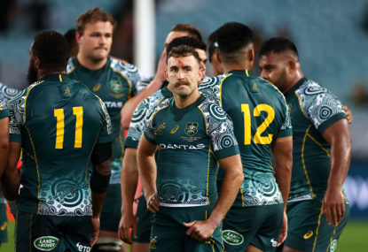 Groundhog day for the Wallabies: Four talking points from Bledisloe 3