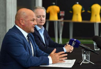 New broadcast deal puts Rugby Australia on cloud Nine