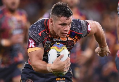 Should the Dragons take a punt on James Roberts?