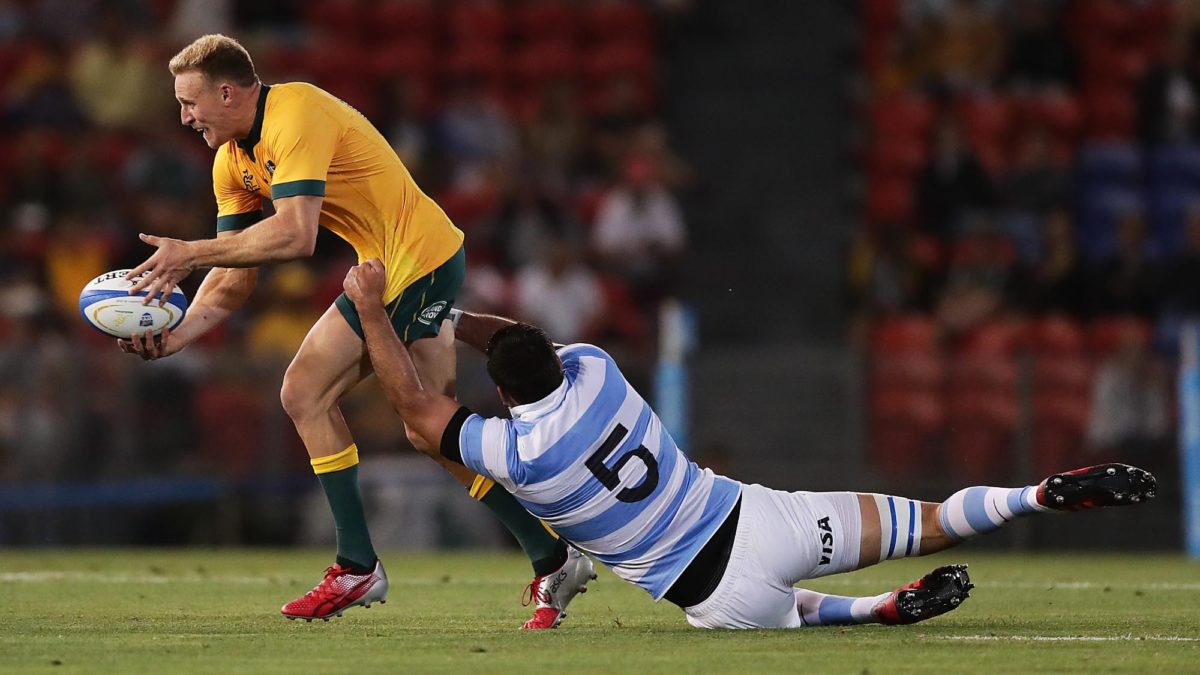 The Wrap: Why Test rugby and Newcastle just don't go together