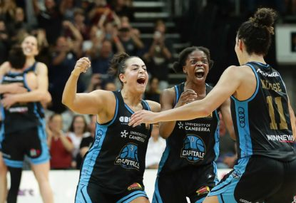 The roster review series: Canberra Capitals