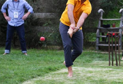 Five of the best: Celebrating the most fabled backyard cricket pitches