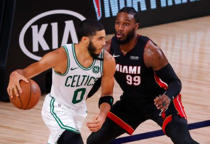 Boston beef: Celtics need to reshuffle their line-up to stand a chance of escaping the East