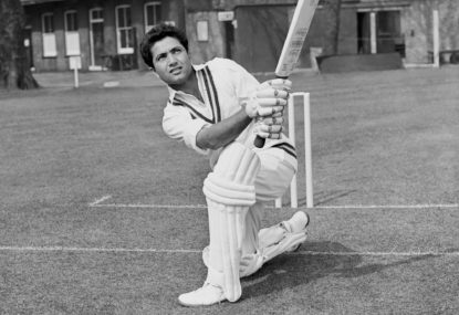 The original little master: Hanif Mohammad