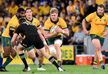 Wallabies get major boost as key second-rower returns to Australia