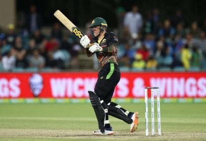 Australia vs India: T20I Series review