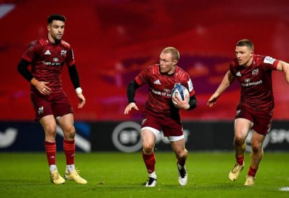 The rise again of Munster rugby