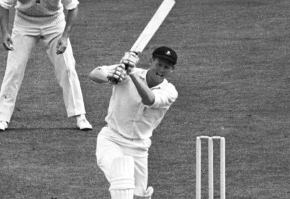 Was Graeme Pollock a great batsman?