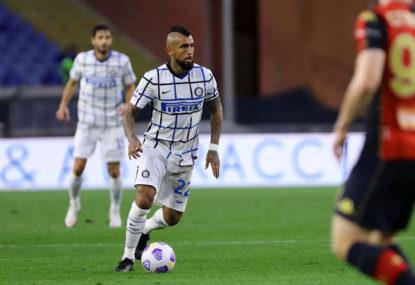 Copying the Juventus blueprint has backfired on Inter Milan